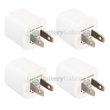 4 USB Rapid Travel Battery Home Wall AC Charger Adapter for Apple iPhone 5 5G 5S