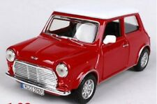 Bburago 1:32 1969 MINI COOPER RED Diecast Model Sports Racing Car Toy NEW IN BOX