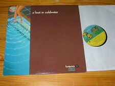 A FOOT IN COLDWATER - FOOTPRINTS 2, THE BEST OF / CANADA-LP 1976 (EX)