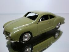 MARKLIN 8021 VW VOLKSWAGEN KARMANN GHIA COUPE - GREEN 1:43 - GOOD CONDITION