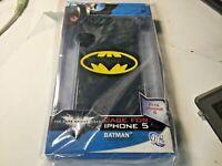 2 DC COMICS BATMAN The Dark Knight Rises Hard Phone Cases Apple iPhone SE/5/5S