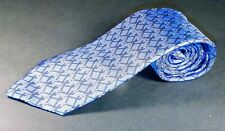 Hermes Tie ~ Rope And Clasp Pattern (861 Pa) * 100% Silk Made In France *