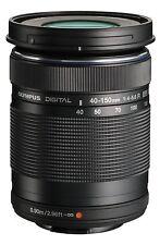 Olympus M. 40-150mm F4.0-5.6 R Zoom Lens (Black) for Olympus and Panasonic Mi...