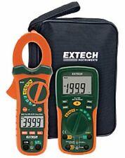 Extech ETK35 KIT Stromzange MA435T + Hand-Multimeter EX205T Flir Fluke Gossen