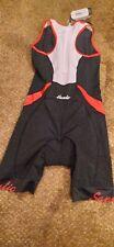 Santic Womens Large Triathlon Suit Trisuit Skinsuit Cycling Swim XL Wetsuit