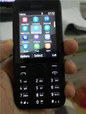 Nokia 208 2080  3G whatsapp  Bluetooth Hebrew Keyboard Unlocked l Mobile Phone