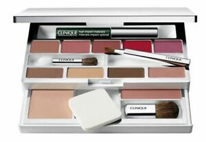 CLINIQUE All-in-One Travel Exclusive Complete Makeup Palette Neutral Shades