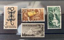 New Zealand F/u Cat 796/7/8/800 Cat £2.70