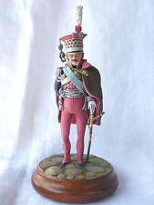 Soldat de plomb 90mm - Prince Poniatowski - 1ère légion polonaise 1812