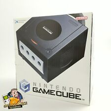 Nintendo Gamecube Konsole Schwarz / Black OVP Console PAL | Game Cube