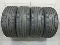 4x Sommerreifen Bridgestone Potenza S001 245/45 R19 98Y * RSC DOT 4515 Demo