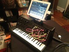 KORG MS20iC. MINT! Complete! i Pad Gen 3 64g, Cables, Connect Kit & Patch Cords