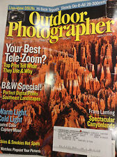 Outdoor Photographer Magazine Frans Lanting Canyonlands March 2008 062017nonr