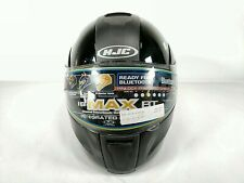 HJC Motorcycle Helmet IS-Max-BT IS-Max XXXL 3XL Black
