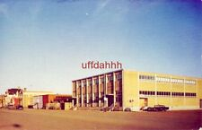 SASKATCHEWAN AVENUE the new Post Office PORTAGE LA PRAIRIE MANITOBA CANADA 1964