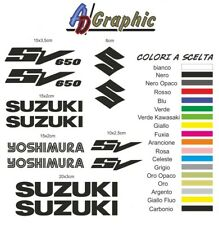 kit adesivi adesivo Stickers decal sticker per moto suzuki sv 650 motorcycle