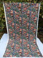 "LIBERTY OF LONDON Vintage floral fabric ""CHARLECOTE"" RARE 2 metres"