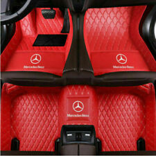 Suitable for2000-2020Mercedes-Benzall models luxury custom waterproof floor mats