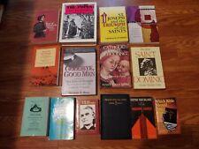 Lot of 14 Catholic Books The Pope's St Dominic St Joseph Prayers Church