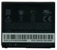 BATTERIA da 1230Mah per HTC S400 BB81100 Firestone Touch HD2 LEO T8585