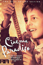 Cinema Paradiso (Two-Disc Deluxe Edition) Philippe Noiret, Enzo Cannavale, Anto