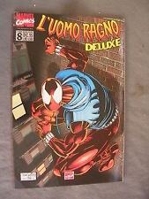 L'UOMO RAGNO DELUXE #  8 - MARVEL COMICS - OTTIMO-WW21
