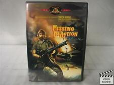 Missing In Action DVD WS/FS Chuck Norris, James Hong