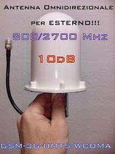 Kit antenna Omnidirezionale per Esterno GSM-3G-UMTS-WCDMA