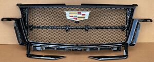 2021 Cadillac Escalade Black Out Grille Kit  360 Camera DRL Accent R L Bumper
