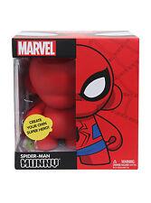 """SPIDERMAN - 7"""" Munnyworld Marvel DIY Vinyl Figurine (Kidrobot) #NEW"""