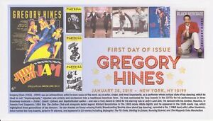 6° Cachets 5349 Gregory Hines DCP tap dancer choreographer actor director singer