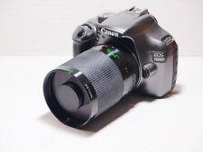 LENTE 500mm = 750mm SU CANON DIGITALE 500D 550D per la fauna selvatica Photography 750D EOS