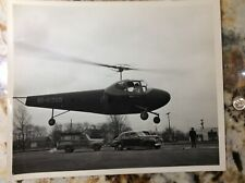 Bell Helicopter Model 30 Experimental Prototype Helicopter Aircraft Photo #880