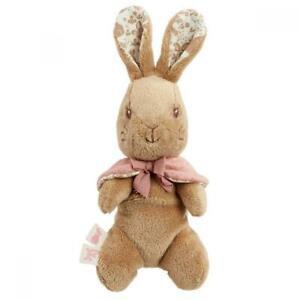 NEW Peter Rabbit 'Flopsy Bunny' Signature Beanie Plush Toy