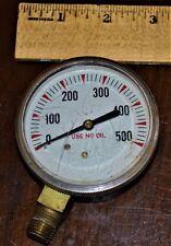 VTG  Pressure Gauge  14592-1 Steampunk
