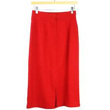 Sag Harbor Size 9-10 Red Skirt