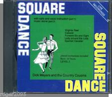 Dick Meyers & The Country Cousins - Square Dance #2 - New CD, Includes Calls!