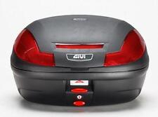Baúl Givi E470N Negro de 47 litros de capacidad