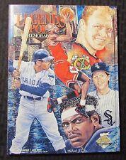 1993 Legends Sports Memoribilia Magazine NM 9.4 Official 14th NSCC Program