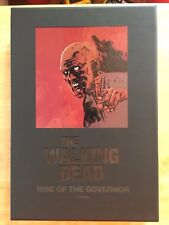 WALKING DEAD RISE OF THE GOVERNOR NOVEL SLIPCASE EDITION IMAGE COMIC BOOKS