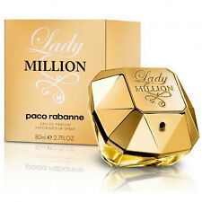 LADY MILLION de PACO RABANNE - Colonia / Perfume EDP 80 mL - Mujer / Woman / Her
