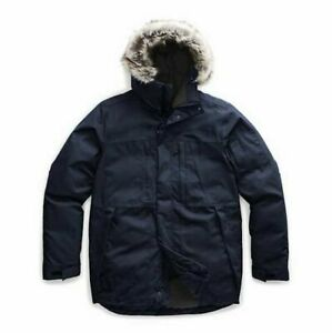 The North Face Mens Outer Borough Parka Down Jacket Urban Explorer size L~NWT