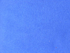 Dark Blue Fleece Fabric 3/4 Yard 24 in. Width Sewing Crafts Quilting Solid