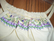 Girls Size 18M Dainty Summer Picture Me Yellow Purple Floral Top Pants Set