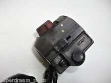 HONDA CB250N A CB400N SUPERDREAM STANDARD FIT RIGHT HAND SWITCH GEAR GOOD ORDER