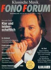 Fono Forum 1995/12 (Riccardo Chailly)