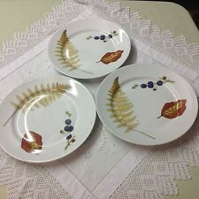 1980-Now Date Range Royal Worcester Pottery Dinner Plates