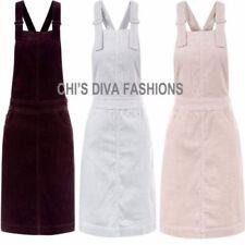 New Look Mini Dresses Pinafore/Dungaree Dress