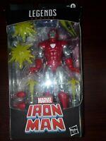 Hasbro Marvel Legends Walgreens Exclusive Iron Man Silver Centurion New Sealed