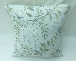 Laura Ashley Designer Cushion Cover PARTERRE SAGE Various Sizes